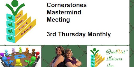 GradUit Thrivers Cornerstones Mastermind - Purpose