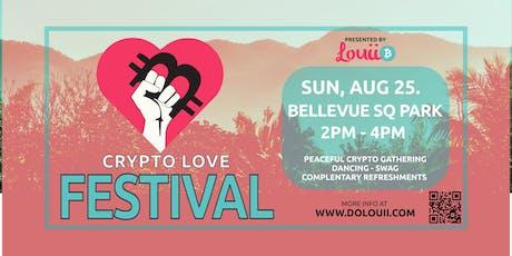 CRYPTO LOVE FESTIVAL tickets