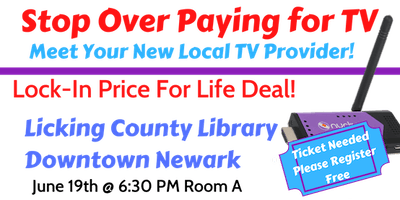 Stop Overpaying For TV