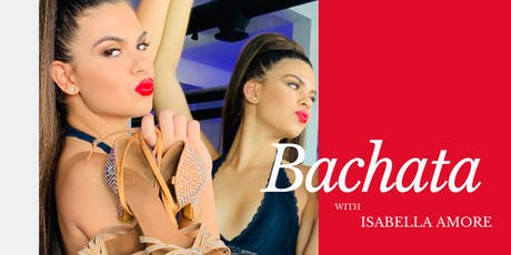 Bachata with Isabella Amore tickets