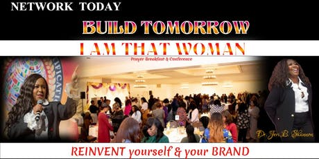 I Am That Women Prayer Breakfast - New York tickets