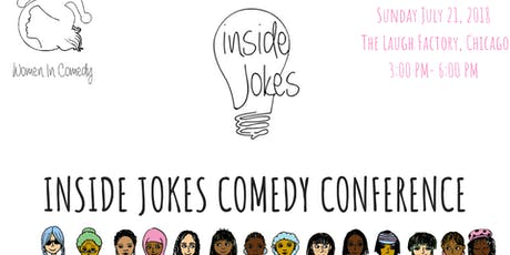 Inside Jokes: Chicago tickets