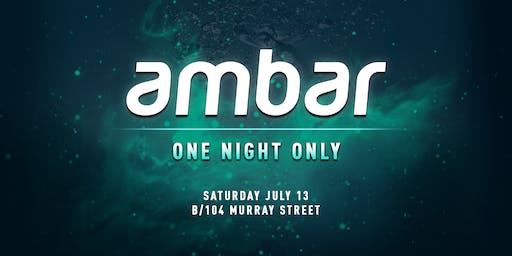 Ambar: One Night Only