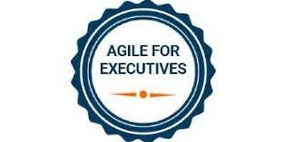 Agile For Executives Training in Sacramento on  Sep 20th, 2019