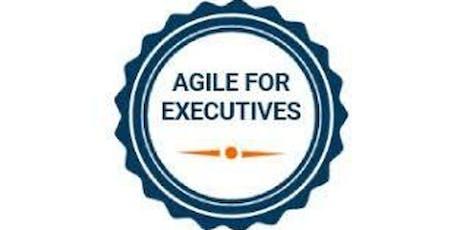 Agile For Executives Training in Sacramento on  Sep 20th, 2019 tickets
