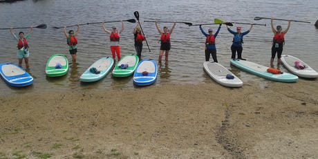 3-Day Women's Stand Up Paddle Boarding Retreat: Unplug & Connect to your Core  tickets