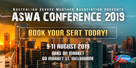 ASWA Conference - Melbourne, 2019 tickets