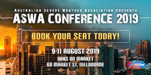 ASWA Conference - Melbourne, 2019
