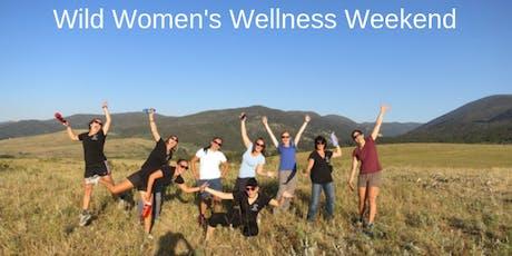 Wild Women's Wellness Weekend tickets
