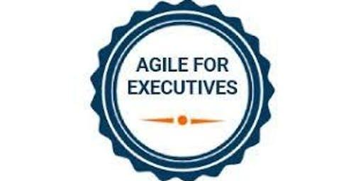 Agile For Executives Training in Washington D.C. on  Nov 15th, 2019