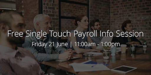 Reckon Single Touch Payroll Info Session - Ballina