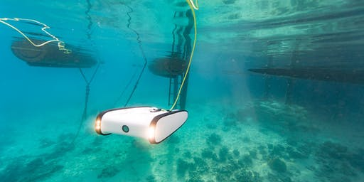 Underwater Drone Challenge - 50 min sessions Saturdays & Sundays in June 2019
