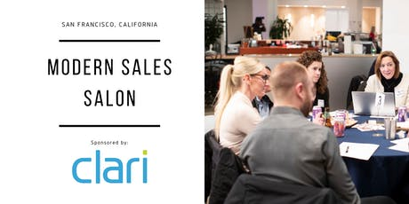 "Modern Sales Pro Salon - SF #23 - ""Delivering Predictable Revenue"" Night  tickets"