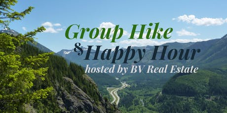 Group Hike & Happy Hour tickets