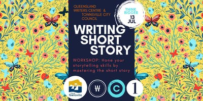 SOLD OUT! Writing Short Sharp Stories (Townsville)