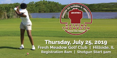 Friends of Katrina Thompson 1st Annual Golf Outing tickets
