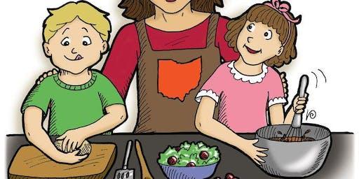 Family Cooking Fun class