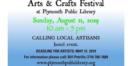 Plymouth Arts and Craft Festival tickets
