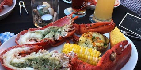 Fionn's Lobster Boil Newmarket tickets