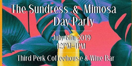 The Sundress and Mimosa Day Party