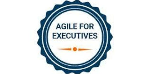 Agile For Executives Training in San Francisco on  Nov 15th, 2019