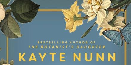Kayte Nunn Author Talk