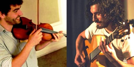 Weaving Through: Feigelson-Matheus Duo at Grey Towers tickets