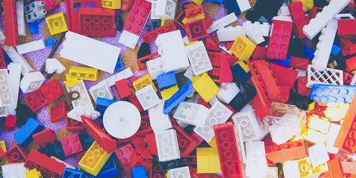 School Holiday Program: Lego Maker Space (All ages) - NO BOOKINGS REQUIRED