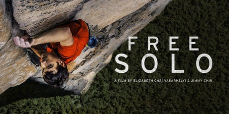 Free Solo tickets