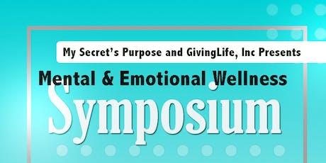 Mental and Emotional Wellness Symposium tickets