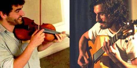 Weaving Through: Feigelson-Matheus Duo at Hawley Silk Mill tickets