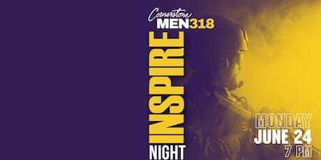 Men318 Inspire Night tickets