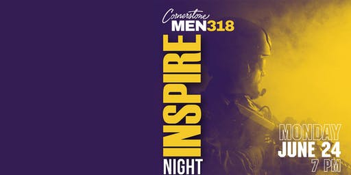 Men318 Inspire Night