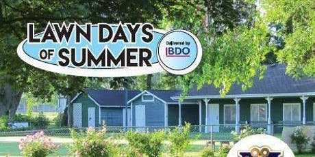 JCI Vernon's Lawn Days of Summer Delivered by BDO tickets