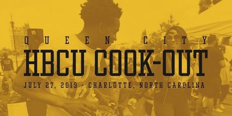 The Queen City HBCU Cook-Out tickets