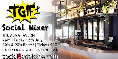TGIF Social Mixer | The Alma Tavern