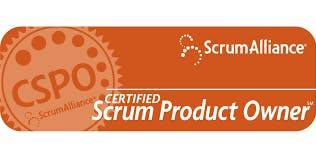Official Certified Scrum Product Owner CSPO by Scrum Alliance - Washington D.C.