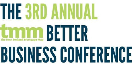 TMM Better Business Conference 2019 tickets