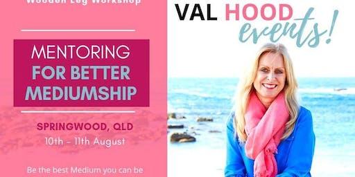 Springwood (QLD) Mediumship Mentoring with Val Hood CSNUd