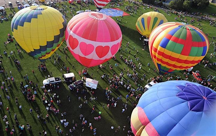 NW Georgia  Hot Air Balloon & Aviation Festival image