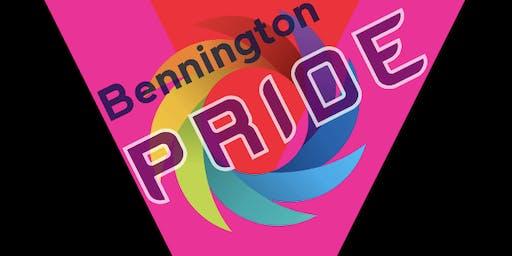 Bennington PRIDE Kickoff Benefit Show