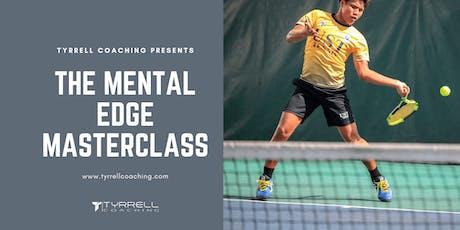 Mental Edge Masterclass tickets