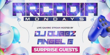 Arcardia Mondays: The Ultimate Gaming Experience  @ Brother Jimmy's Murray Hill tickets