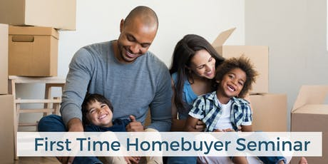 Wilmington Delaware First Time Home Buyer Seminar tickets