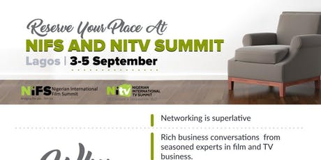 Nigerian International Film & TV Summit tickets