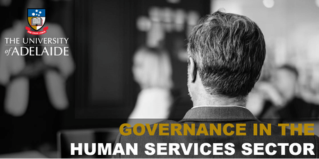 Masterclass: Governance in the Human Services Sector tickets