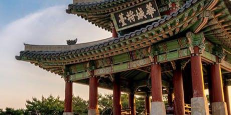Korean (1A Beginner)  Part-time Saturday Course - Term 3 tickets
