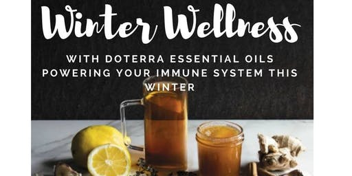 Free Event! Winter Wellness for your Family