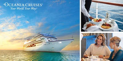 Cruise and Coffee with Oceania Cruises