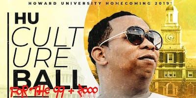 HU Culture Ball...ft. Mannie Fresh (Howard Homecoming)